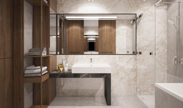 wizualizacje łazienki meedo