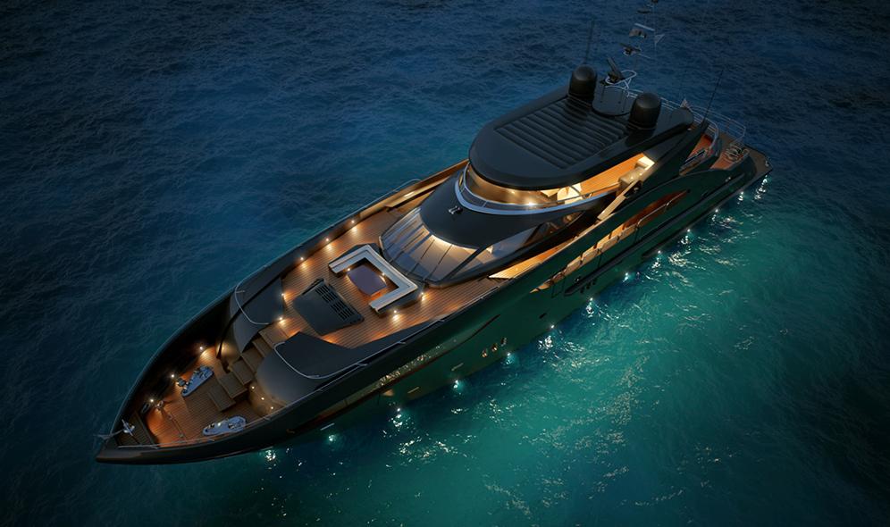 luksusowe jachty meedo