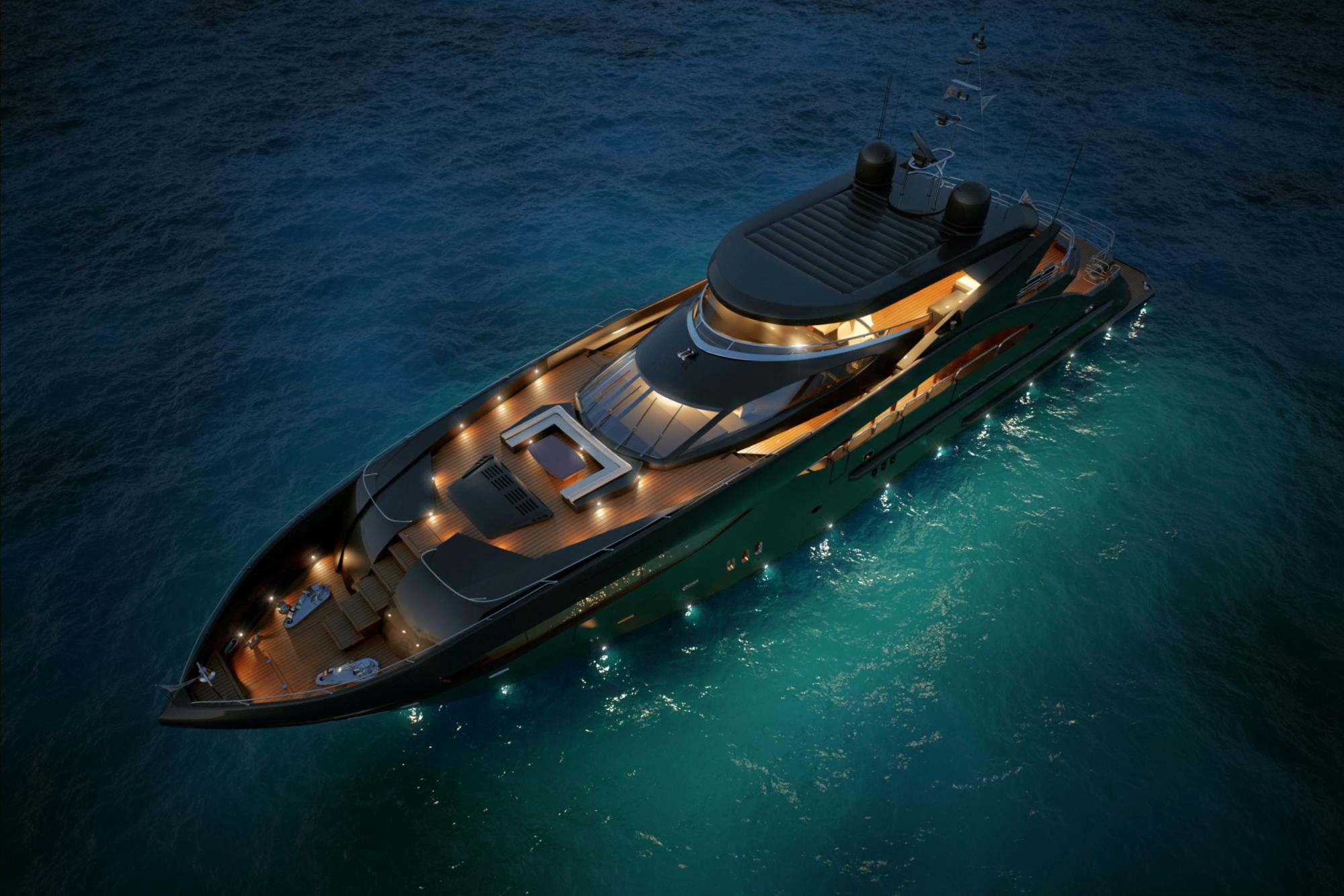 luksusowe łodzie meedo