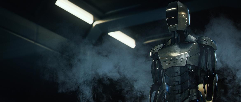 robot 3d meedo